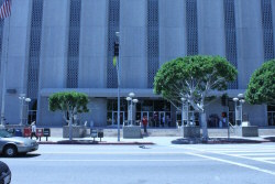 Los Angeles Metropolitan Courthouse