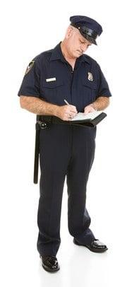 los angeles police