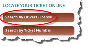 los angeles traffic ticket search